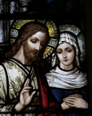Saint_Raphael_Catholic_Church_Springfield_Ohio_-_stained_glass_Wedding_at_Cana_-_detail-359x450